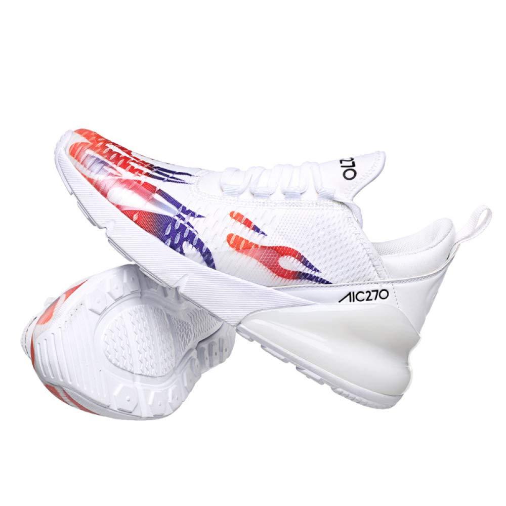 scarpe da ginnastica Uomini Allenatori Sportivi Atletici Scarpe da da da Ginnastica Moda Antiscivolo Traspirante Scarpe 8852ba