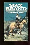 Gunmen's Feud, Max Brand, 0446320498