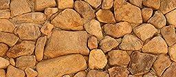 Amber Rock / HD Stone Aquarium Background 21\