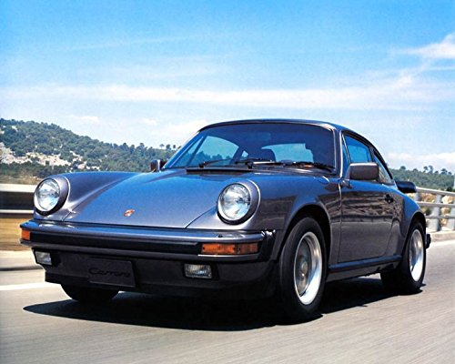 Amazon 1986 Porsche 911 Carrera Automobile Photo Poster