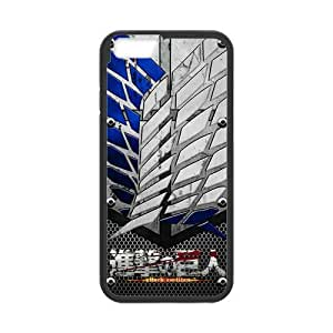 Attack On Titan (Laser Technology) Back Best Case For Dropshipper With iPhone 6 4.7