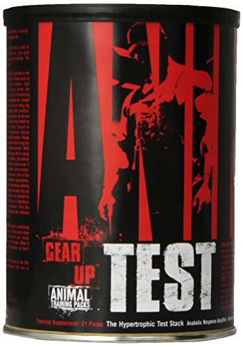Universal Nutrition Animal Test Testosterone Booster Supplem