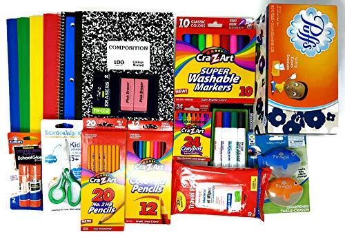 2nd Grade Box - Grand Bay Market Back to School Bundle - Kindergarten to 2nd Grade