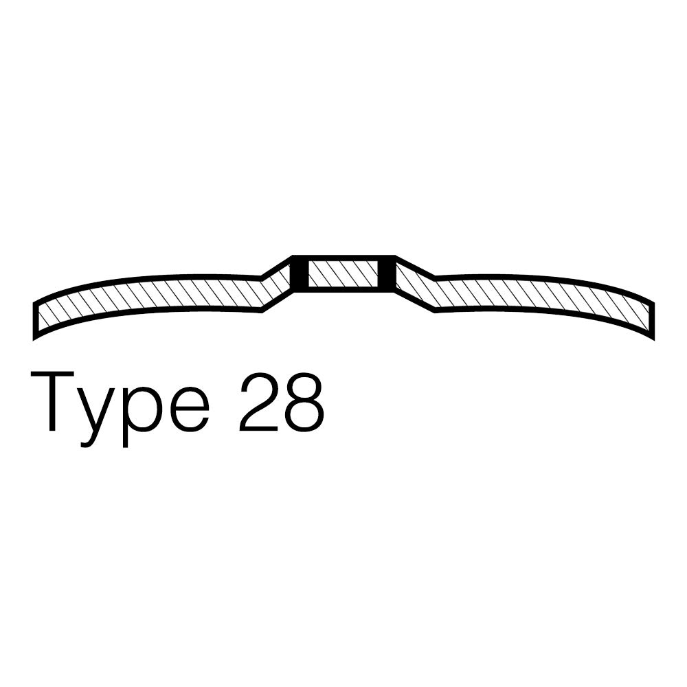 1//2 Thread Size Gorilla Automotive 69187B E T//Ultra Open End Lug Nuts