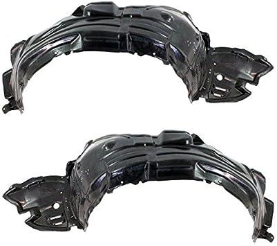 06-07 GS300//GS350//GS430//GS450h Front Splash Shield Inner Fender Liner Right Side