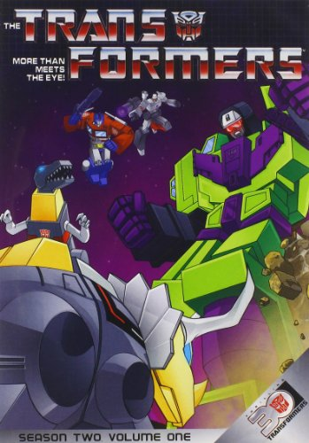 Transformers: More Than Meets The Eye! Season 2 Vol. 1 (Transformers 2 Dvd compare prices)