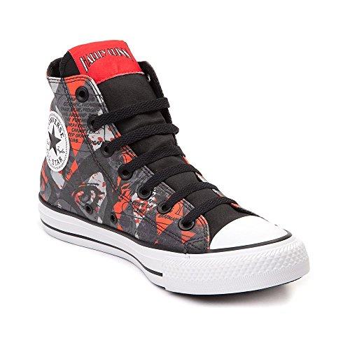 Nuevo 2016 Converse Chuck Taylor All Star Hola Harley Quinn Sneaker (hombres 13 / Mujeres 15)