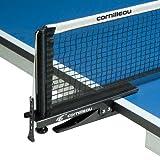 Cornilleau Unisex Sport Advance Net and Posts Set, Transparent, One Size
