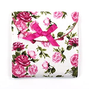 Sanitary Napkin (Sanitary Pad) Case (Bag, Pouch, Holder), Cotton Fabric, Small