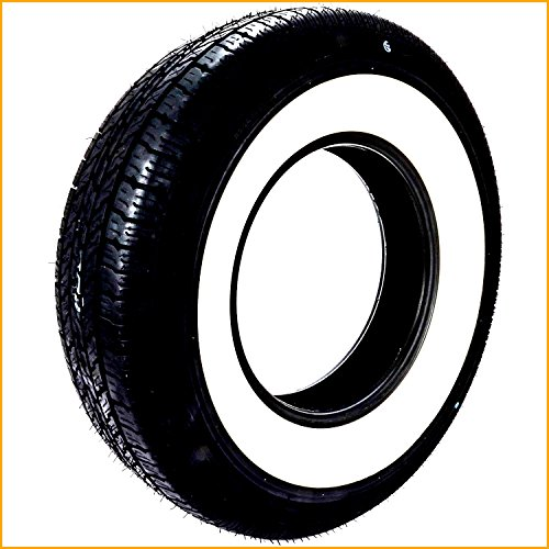 Radial Tire Automotive Classic Age Classic Nostalgia Whitewall Original Car Vehicle High Performance Driving Parts - House Deals by House Deals (Image #6)