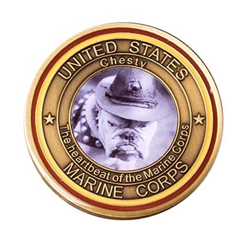 Marine Corps 2013 Collectible Birthday - Marine Challenge Coin Set