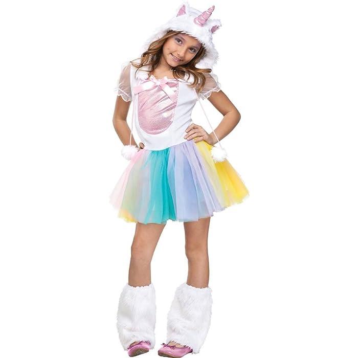 sc 1 st  Amazon.com & Amazon.com: Unicorn Kids Costume Large: 12-14: Toys u0026 Games