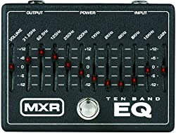 Effector Mxr 10 Band Graphic Eq M-108 (Japan Import)