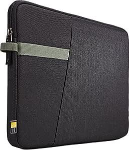 Case Logic IBRS115BLK Ibira Laptop Sleeve, Black, 15.6 Inch