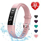 Best Activity Tracker Watches - LETSCOM Fitness Tracker with Heart Rate Monitor, Slim Review
