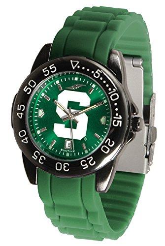 Michigan State Spartans Fantom Sport Silicone Men's Watch ()