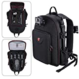 Smatree Backpack for DJI Mavic Pro Platinum GoPro Hero 2018 Hero 7 6 5 4 3+ 3(Not fit for Mavic 2 pro Mavic 2 Zoom)