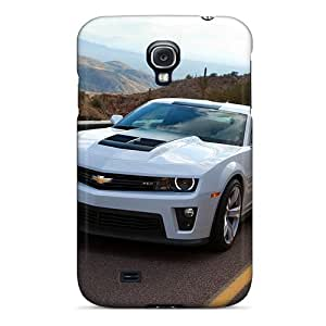 Durable Camaro Zl1 Back Case/cover For Galaxy S4