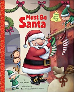 Image result for must be santa book