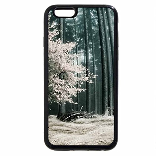 iPhone 6S / iPhone 6 Case (Black) Tree