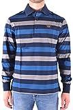 paul and shark polo shirts - PAUL & SHARK Men's Mcbi234111o Multicolor Cotton Polo Shirt