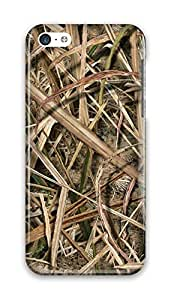 Online Designs Grass wither Camo PC Hard new iphone 5c cases for women