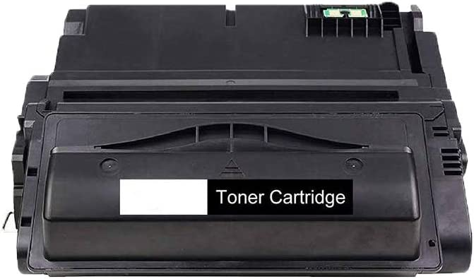 Black,2-Pack AB Volts Compatible MICR Toner Cartridge Replacement for HP Q5942A for Laserjet 4240 4240N/4250/4250DTN/4250DTNSL/4250N/4250TN/4350DTN/4350DTNSL/4350N/4350TN