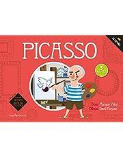 Picasso (Los más GRANDES para los más PEQUEÑOS)