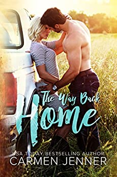 Way Back Home Carmen Jenner ebook product image