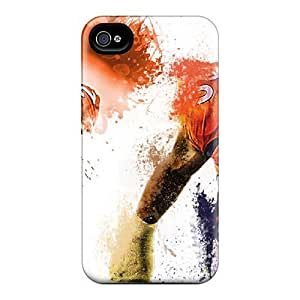 For CaroleSignorile Iphone Protective Cases, High Quality For Iphone 6 Denver Broncos Skin Cases Covers