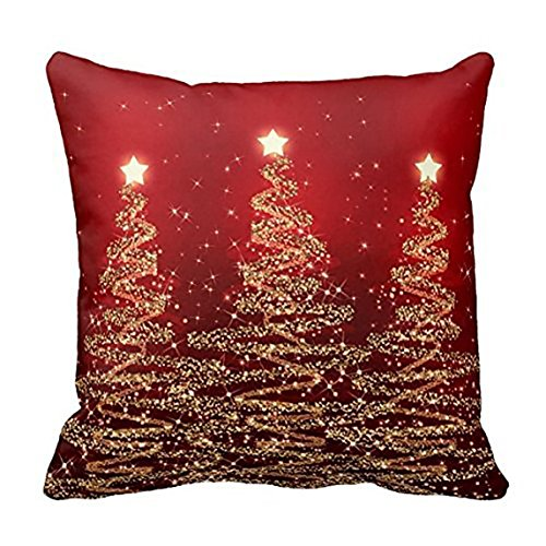 Nation Pillow Case Clearance ♥ Xmas Christmas Sofa Bed Home Decoration Festival Cushion Cover (B2)