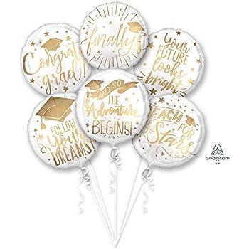 ANAGRAM INTERNATIONAL 3968201 Bouquet FOIL BALLOON Various Multi