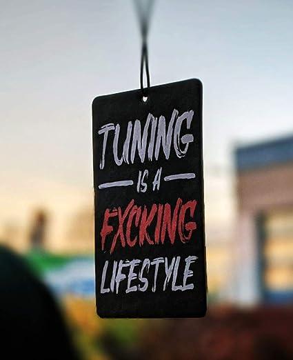 Glstkrrn Tuning Is A Lifestyle Lufterfrischer Auto