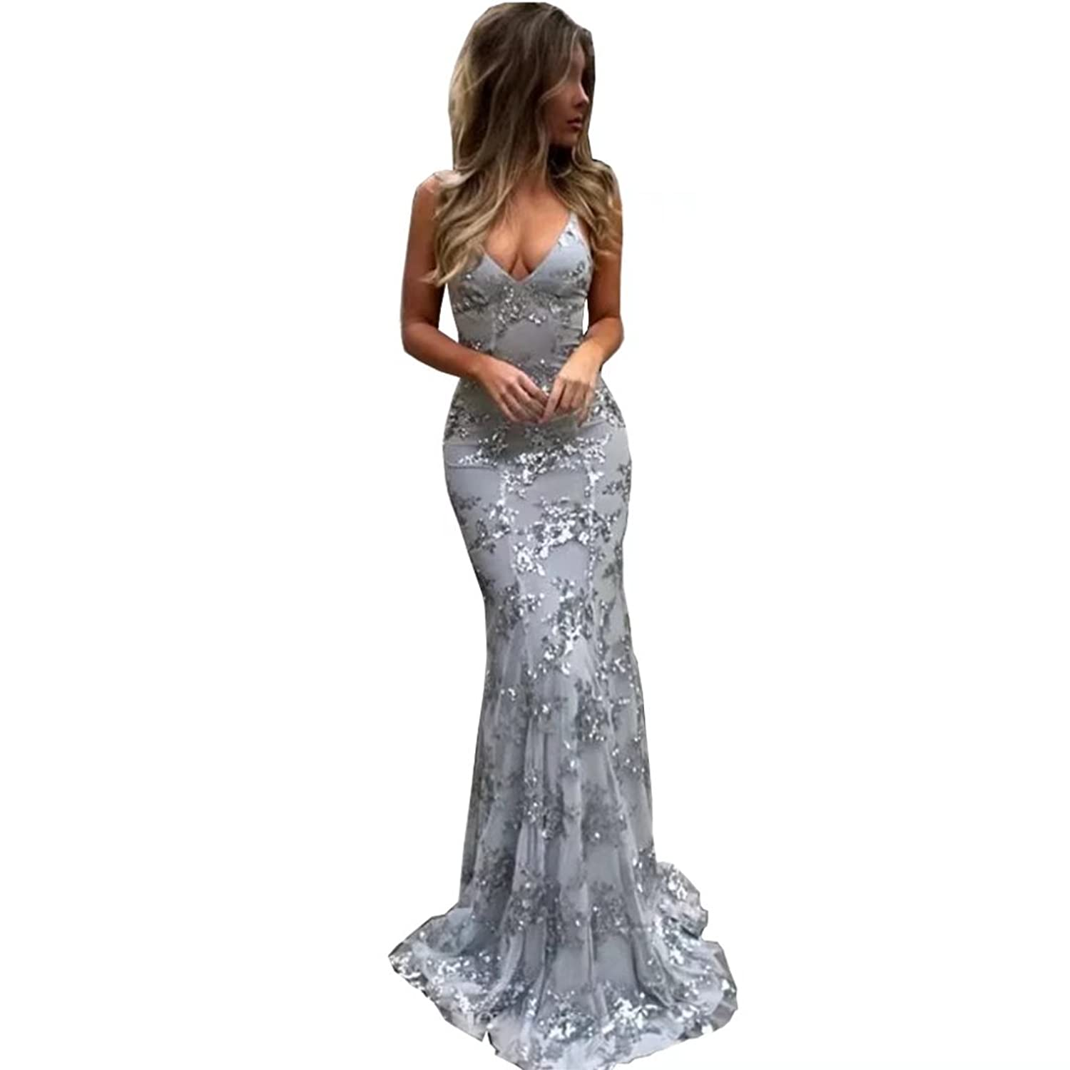e12e9c4d4382 Fabric:Lace,Appliques,Sequins;Built in Bra,backless prom dresses,Open back evening  gowns,prom dresses long. When you order the dress,please check the left ...