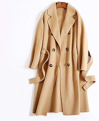 Manteau en cachemire pour femme