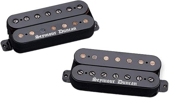 Seymour Duncan Black Winter Set 7 String Electric Guitar Electronics