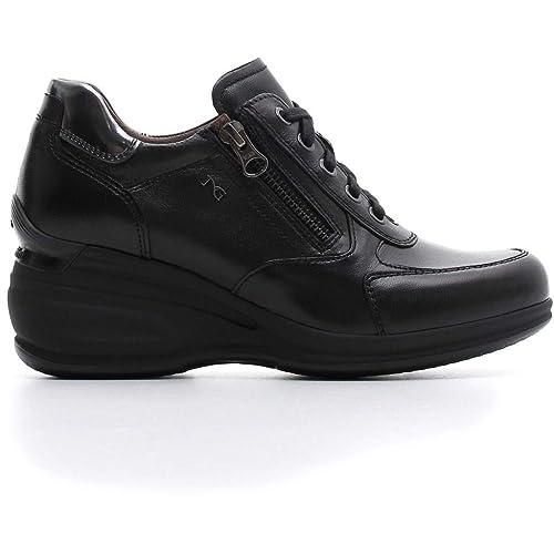 Nero Giardini Donna Sneakers A806402D Verdegris Scarpe in Pelle Autunno  Inverno 2019  Amazon.it  Scarpe e borse 178d4e2c6f8