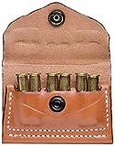 DeSantis 2X2X2 Cartridge Pouch 38/357 Tan