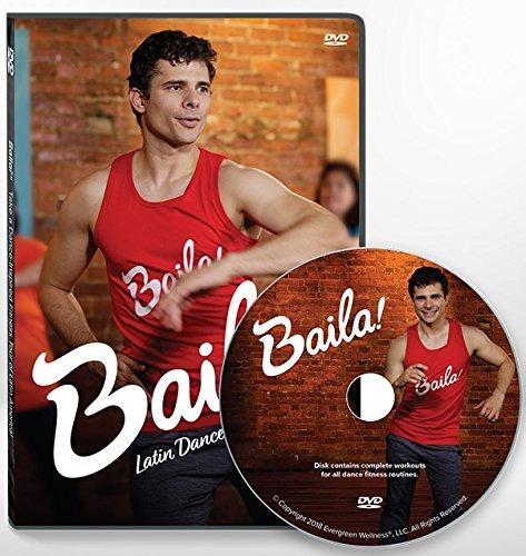 Baila! Latin Dance Exercise Workout Program for Beginners DVD by Baila! Latin Dance. Fitness. Fun