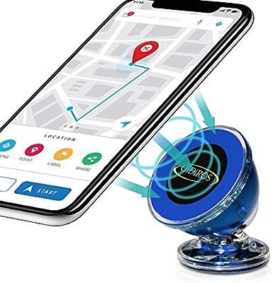 GiDiROS Soporte para Smartphone magnetico,Soporte móvil para Coche ...