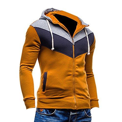 british khaki mens sweaters - 3