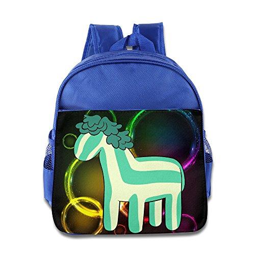 Baby Pac Man Costume (MYKKI Watermelon Steven Universe Children Design Lunch Bag RoyalBlue)