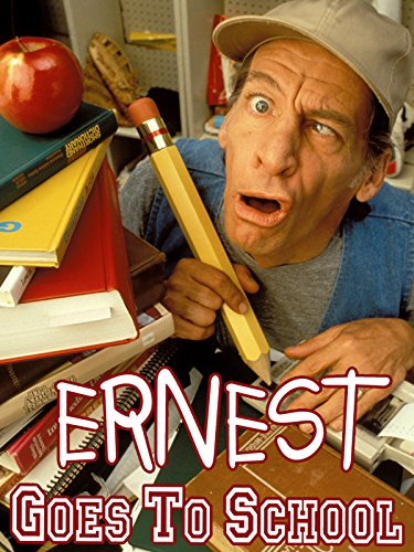 DVD : Ernest Goes to School