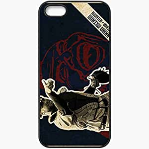 Personalized iPhone 5 5S Cell phone Case/Cover Skin 14960 brian mccann 1 sm Black