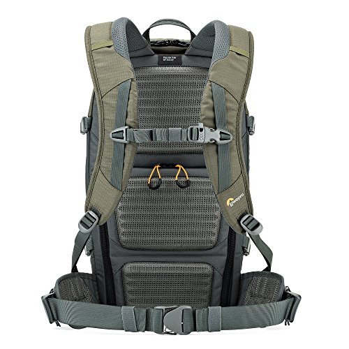 Lowepro Flipside Trek BP 350 AW. Large Outdoor Camera Backpack for DSLR and DJI Mavic Pro Drone w/ Rain Cover and Tablet Pocket by Lowepro (Image #8)