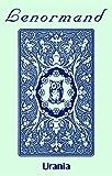 Lenormand Orakelkarten - Blaue Eule: Wahrsagekarten mit Symbolen