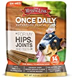 Cheap The Missing Link Once Daily All Natural Omega Dental Chew – Hips, Joints & Teeth – SMALL/MED Dog – 14 day supply