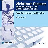 Alzheimer Demenz, 1 CD-ROMKognitive Störungen und Verhaltensauffälligkeiten Interaktiv erkennen und handeln