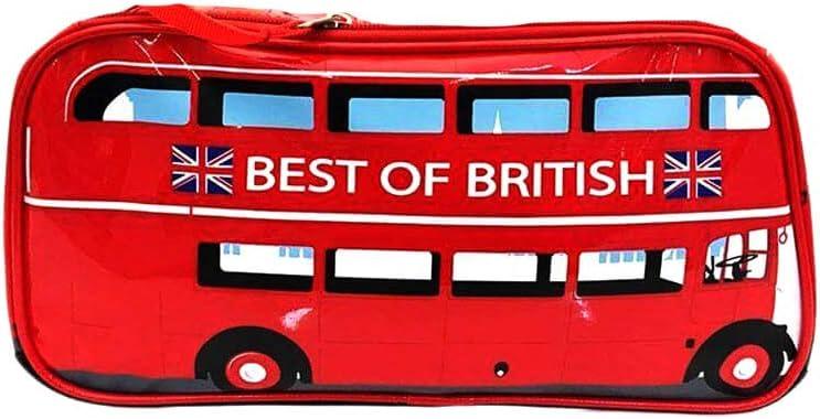London Bus Wash Bag