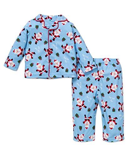 Little Me - Juego de pijama, Varones, Santa Boy, 3 Años